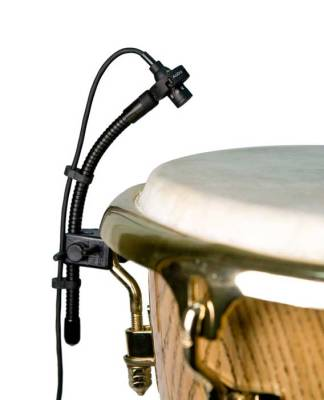 Mini Instrument Microphone for Hand Percussion