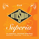 Roto Sound - Superia Classical Guitar Strings -  Normal Tension - Tie On Set