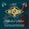 Roto Sound - Black N Silver Classical Guitar Strings - Normal Tension