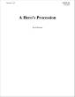 Eighth Note Publications - A Heros Procession - Meeboer - Concert Band - Gr. 0.5