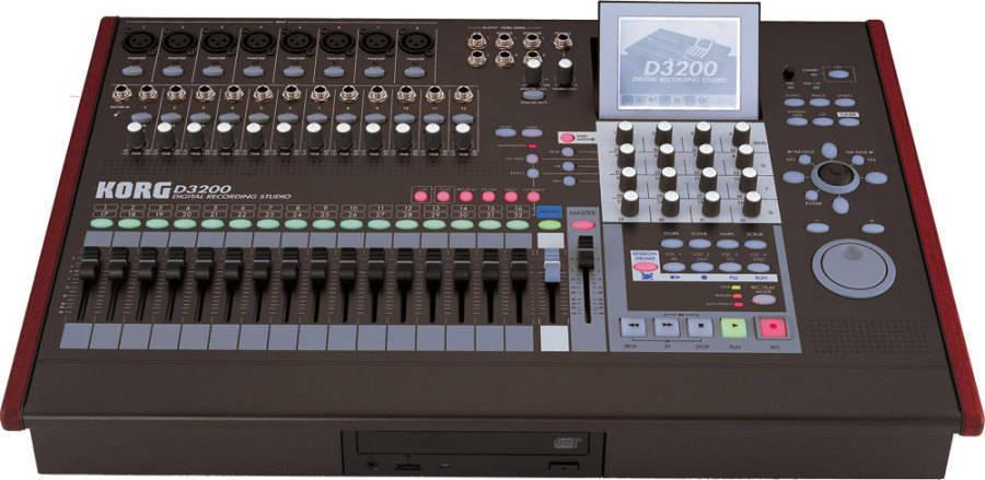 korg d 3200 digital recording studio long mcquade musical instruments. Black Bedroom Furniture Sets. Home Design Ideas