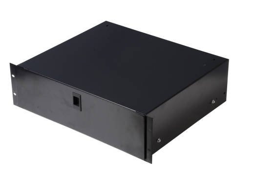 2U Rack Drawer 14'' Deep with Foam