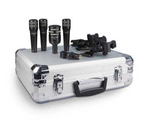 DP4 Drum Microphone Pack with 1x-D6, 3x-I5