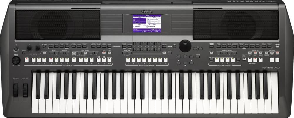 Yamaha - 61 Key Arranger Workstation