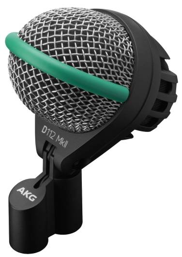 akg dynamic bass drum mic with integrated mount long mcquade musical instruments. Black Bedroom Furniture Sets. Home Design Ideas