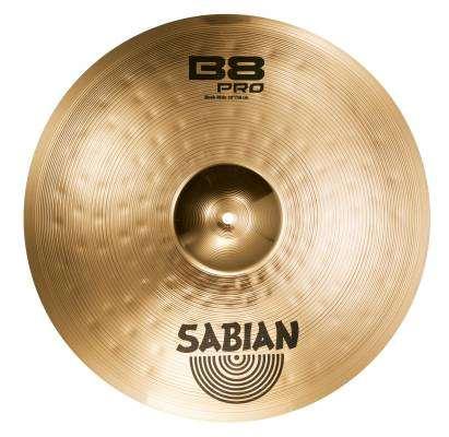 sabian b8 pro 20 inch rock ride long mcquade musical instruments. Black Bedroom Furniture Sets. Home Design Ideas