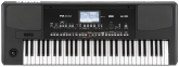 Korg - 61 Key Professional Arranger w/Touch Screen - Black