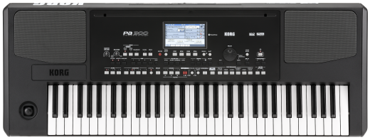 61 Key Professional Arranger w/Touch Screen - Black