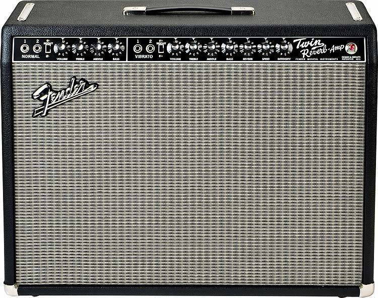 Fender Musical Instruments - '65 Twin Reverb