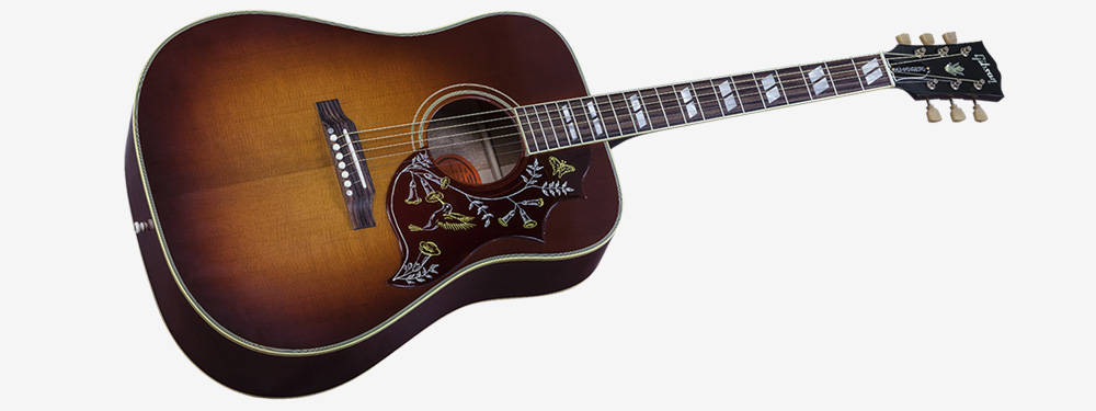 gibson 2016 hummingbird vintage long mcquade musical instruments. Black Bedroom Furniture Sets. Home Design Ideas