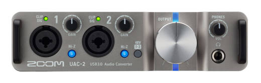 24-bit/192 kHz 2x2 USB 3.0 Audio Interface