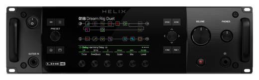 Helix Rackmount Amp And FX