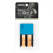 DAddario Woodwinds - Clarinet/Alto Sax Reed Guard - Blue