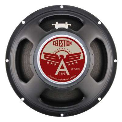 A-Type 12'' 50-Watt 8 Ohm Replacement Guitar Speaker