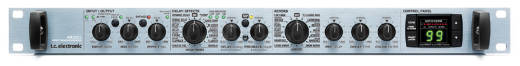 M-350 - Reverb & Effects Processor