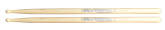 SilverFox Percussion - 5B Hickory Wood Tip Sticks