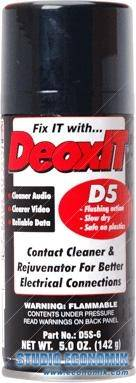 DeoxIT - Contact Cleaner & Rejuvenator
