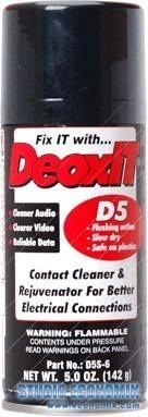 Hosa DeoxIT - Contact Cleaner \u0026amp; Rejuvenator - Long \u0026amp; McQuade ...