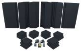 Primacoustic - London 16 Room Kit - Black