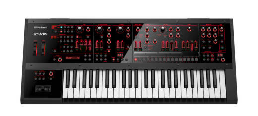 49 Key Analog/Digital Crossover Synthesizer