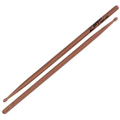 Heavy Jazz Wood Natural Drum Sticks