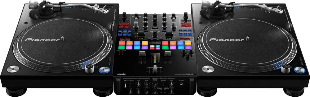 Pioneer Djm S9 Professional 2 Channel Mixer For Serato Dj
