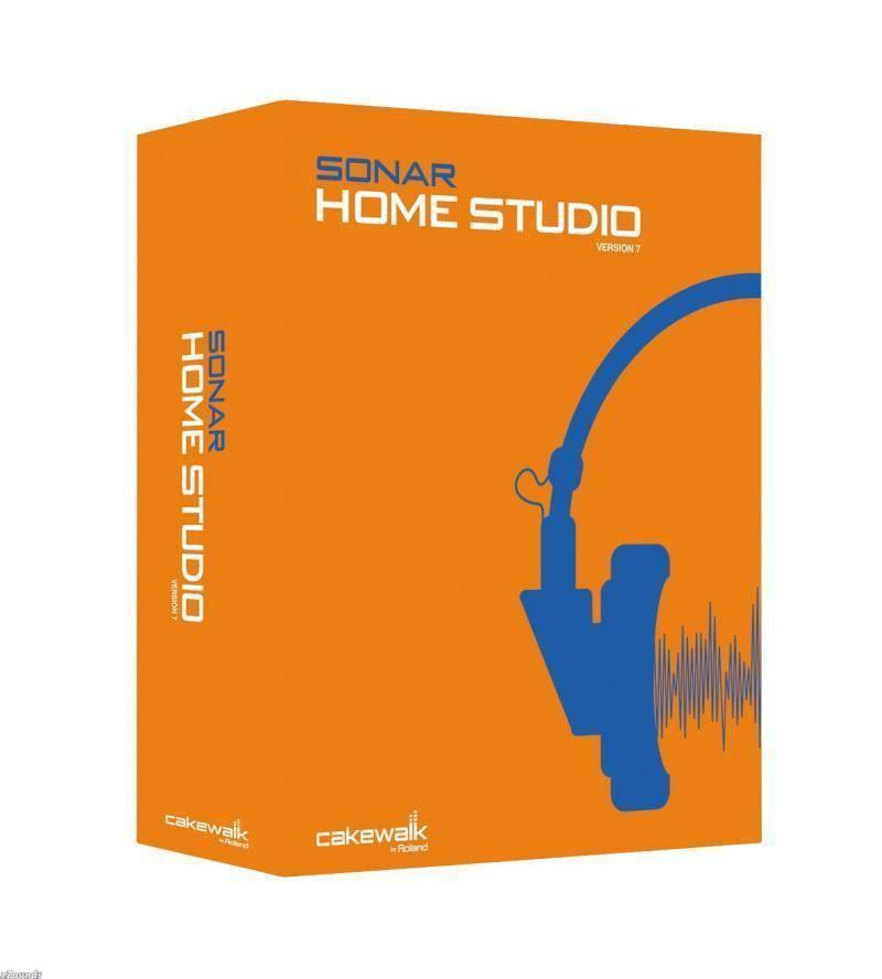 Cakewalk Sonar Home Studio 7 Retail - Long & McQuade Musical