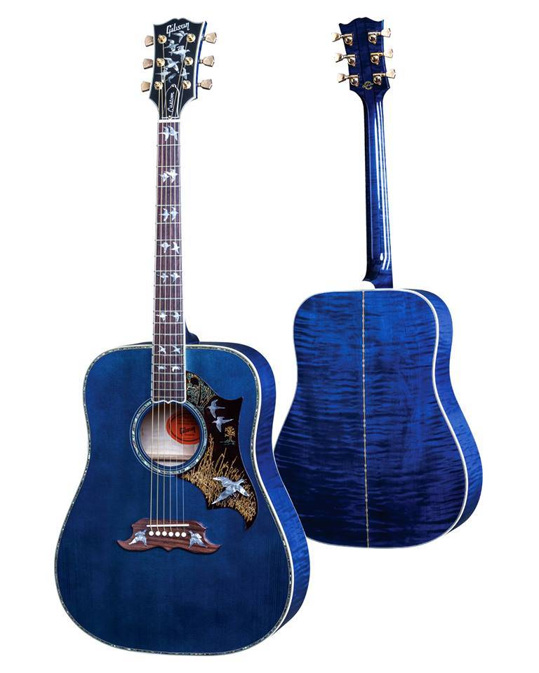 Acoustic Blue Long Island