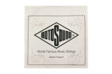 Rotosound - Unsilked Nickel Bass Single String .100