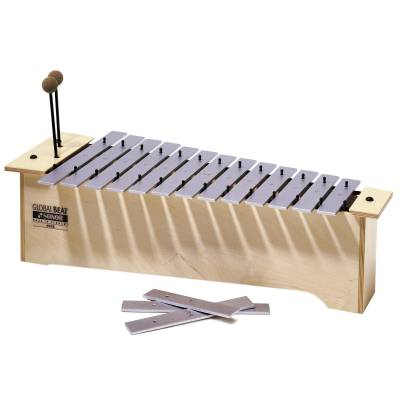 Global Beat Soprano Metallophone
