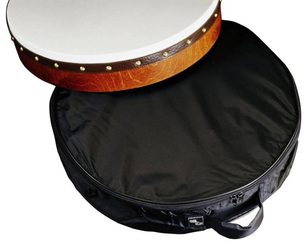 waltons irish music nylon bodhran cover 18 inch long mcquade musical instruments. Black Bedroom Furniture Sets. Home Design Ideas
