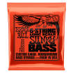 Ernie Ball - Nickel Wound Long Scale Slinky 6 String Bass Strings - .032-.130