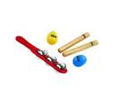 Meinl - NINO Hand Percussion Rhythm Set - 4 pcs