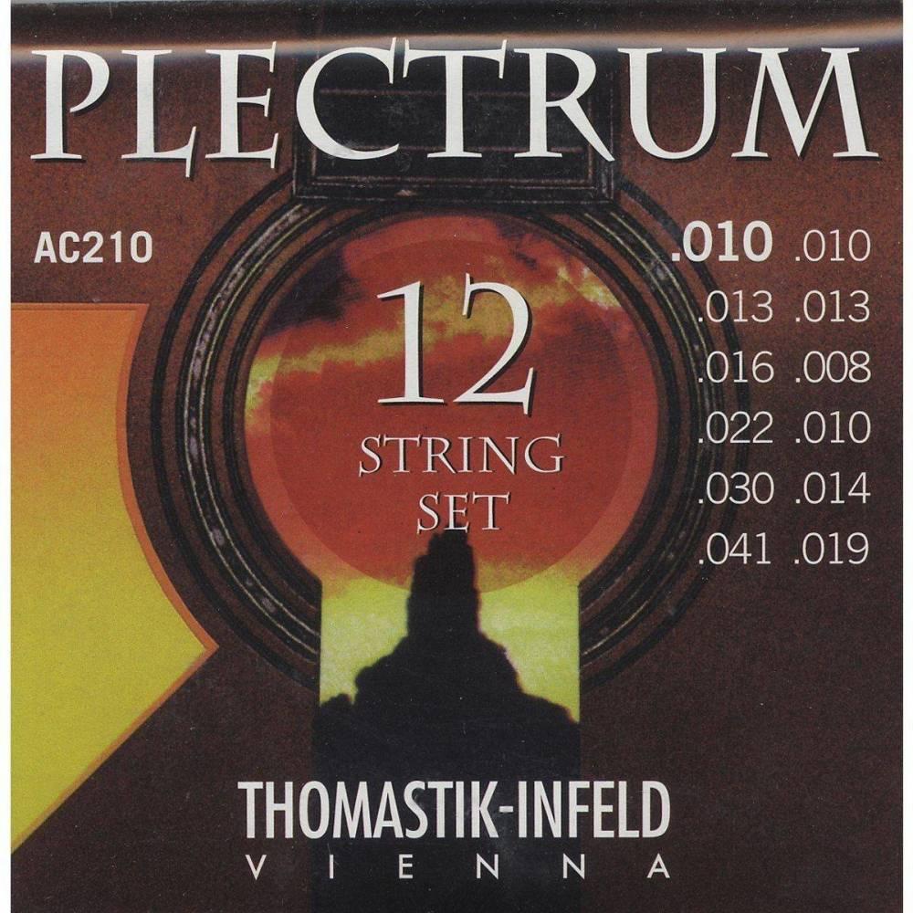 12 String Guitar Strings Extra Light : thomastik infeld plectrum acoustic 12 string guitar set extra light long mcquade musical ~ Hamham.info Haus und Dekorationen