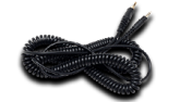 KRK - Replacement Coiled Cable For KNS Headphones