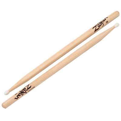 2B Natural Drumsticks - Nylon
