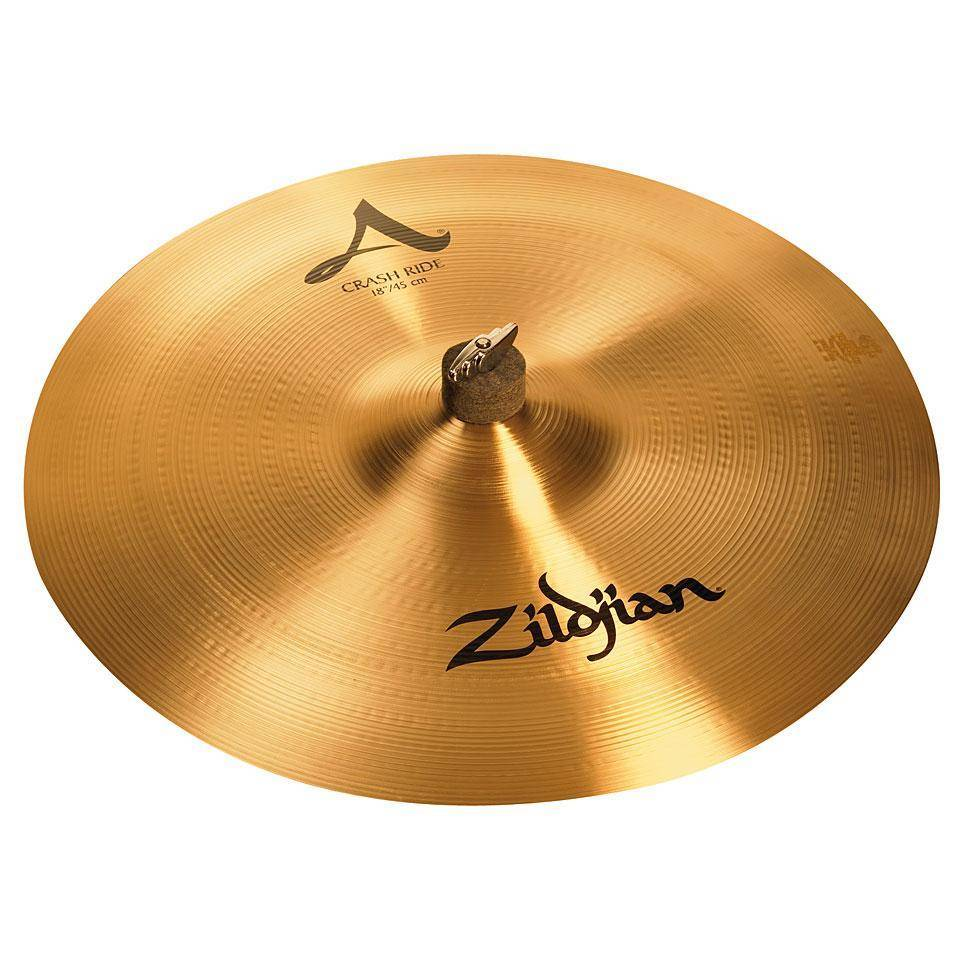 zildjian a crash ride cymbal 18 inch long mcquade musical instruments. Black Bedroom Furniture Sets. Home Design Ideas