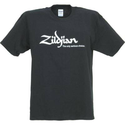 Black Classic T-Shirt - Medium