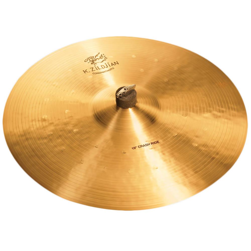 zildjian k constantinople crash cymbal 19 inch long mcquade musical instruments. Black Bedroom Furniture Sets. Home Design Ideas