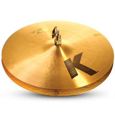 K Light Hi-Hat Top - 16 Inch
