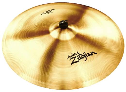 Medium Ride Cymbal - 24 Inch