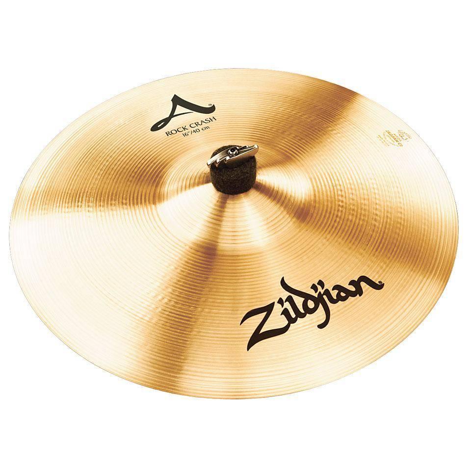 zildjian a rock crash cymbal 16 inch long mcquade musical instruments. Black Bedroom Furniture Sets. Home Design Ideas
