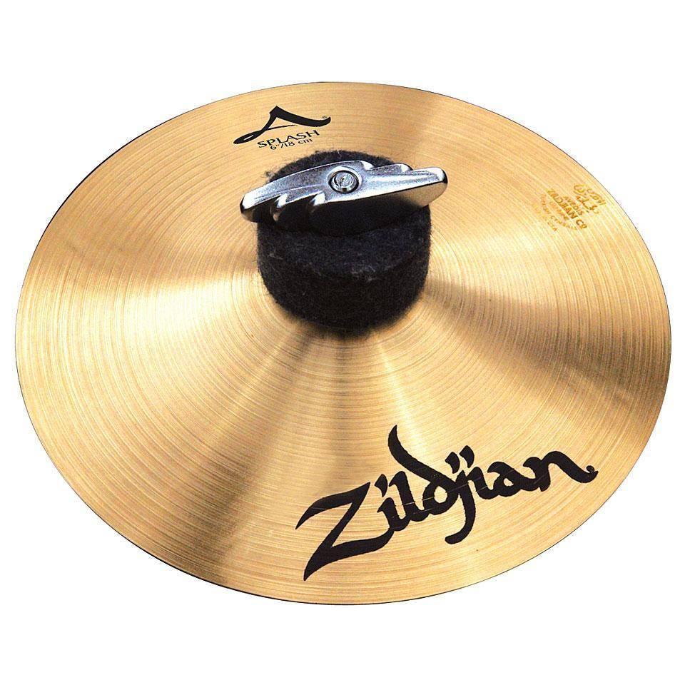 zildjian a splash cymbal 6 inch long mcquade musical instruments. Black Bedroom Furniture Sets. Home Design Ideas