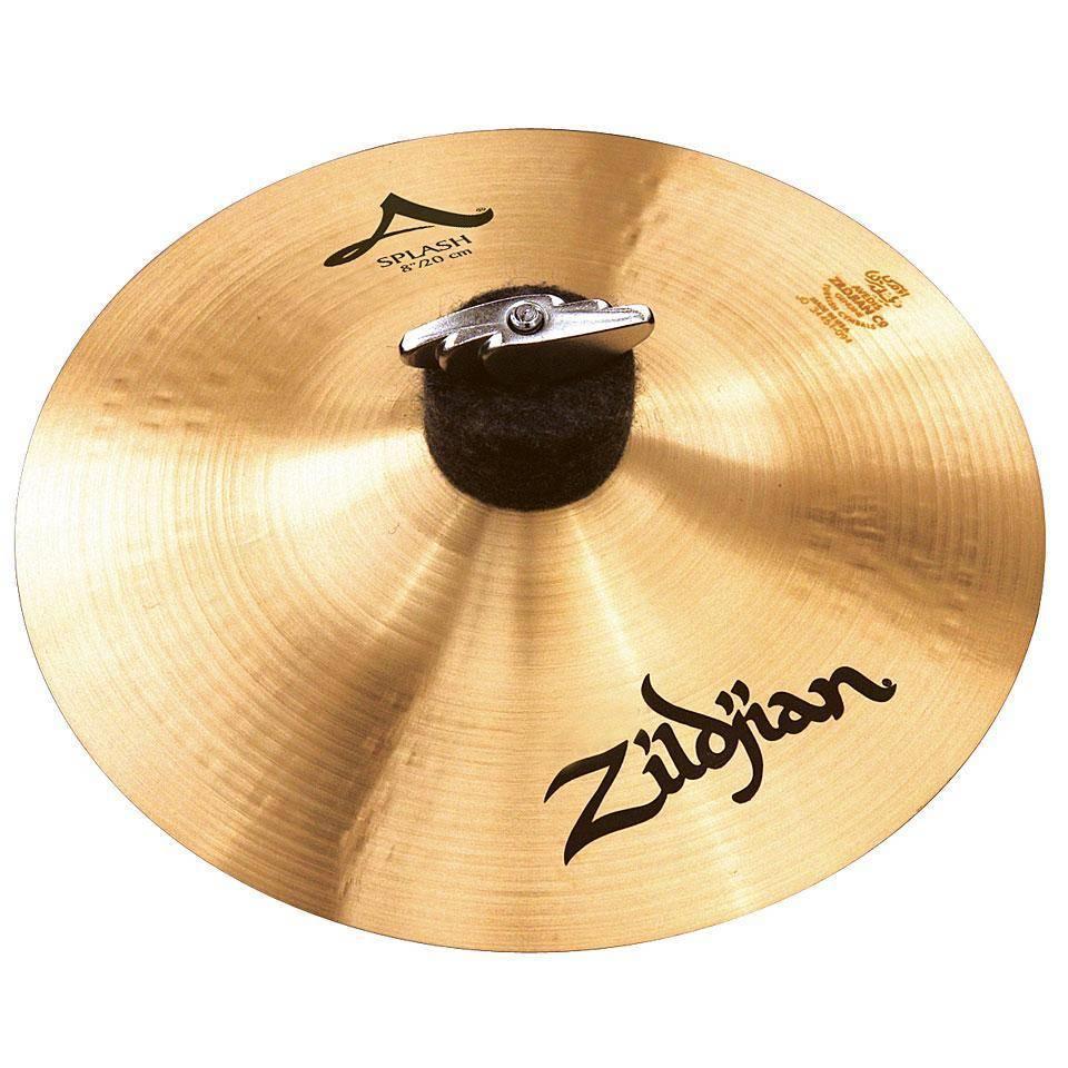 zildjian a splash cymbal 8 inch long mcquade musical instruments. Black Bedroom Furniture Sets. Home Design Ideas