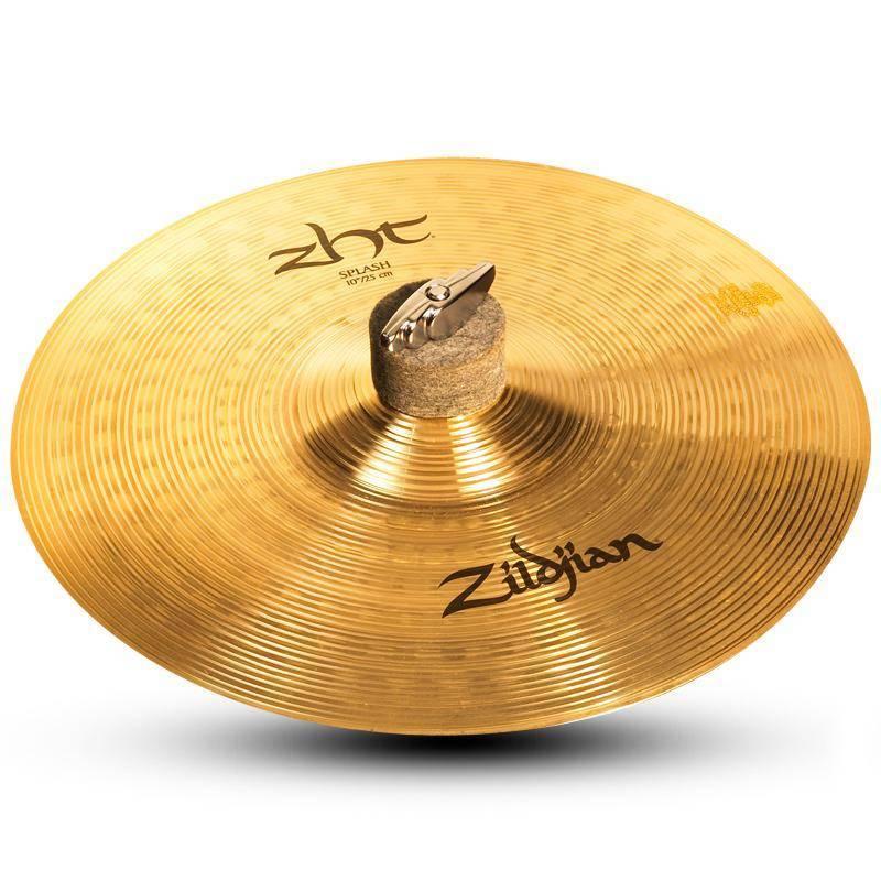zildjian zht splash cymbal 10 inch long mcquade musical instruments. Black Bedroom Furniture Sets. Home Design Ideas