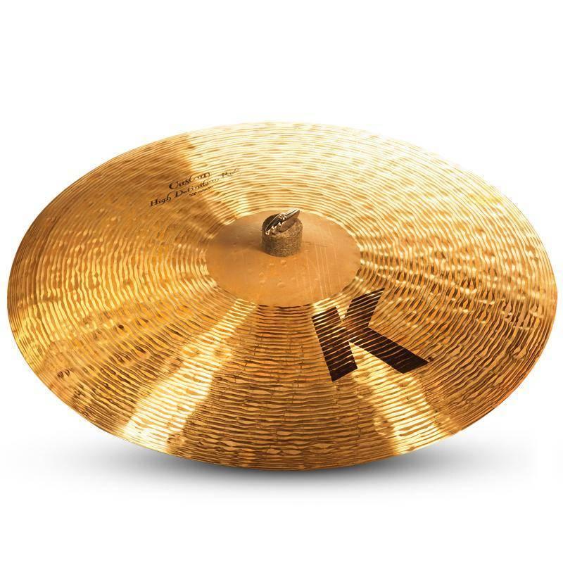 zildjian k custom high definition ride cymbal 22 inch long mcquade musical instruments. Black Bedroom Furniture Sets. Home Design Ideas
