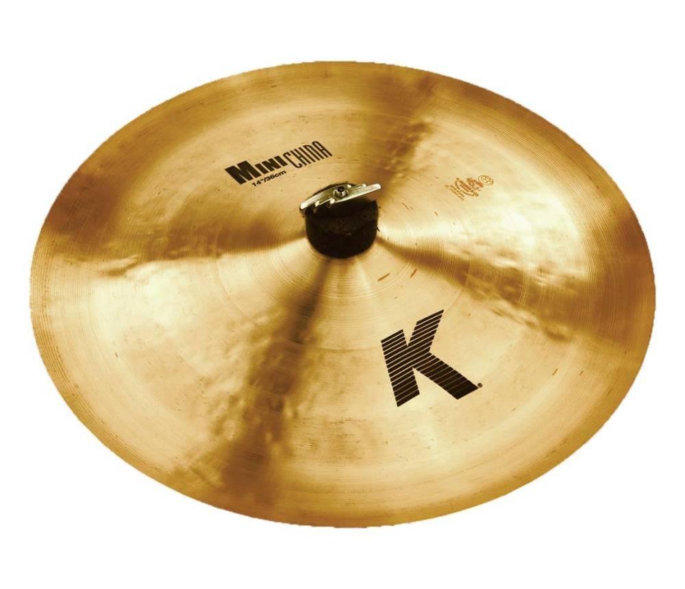 zildjian k mini china cymbal 14 inch long mcquade musical instruments. Black Bedroom Furniture Sets. Home Design Ideas
