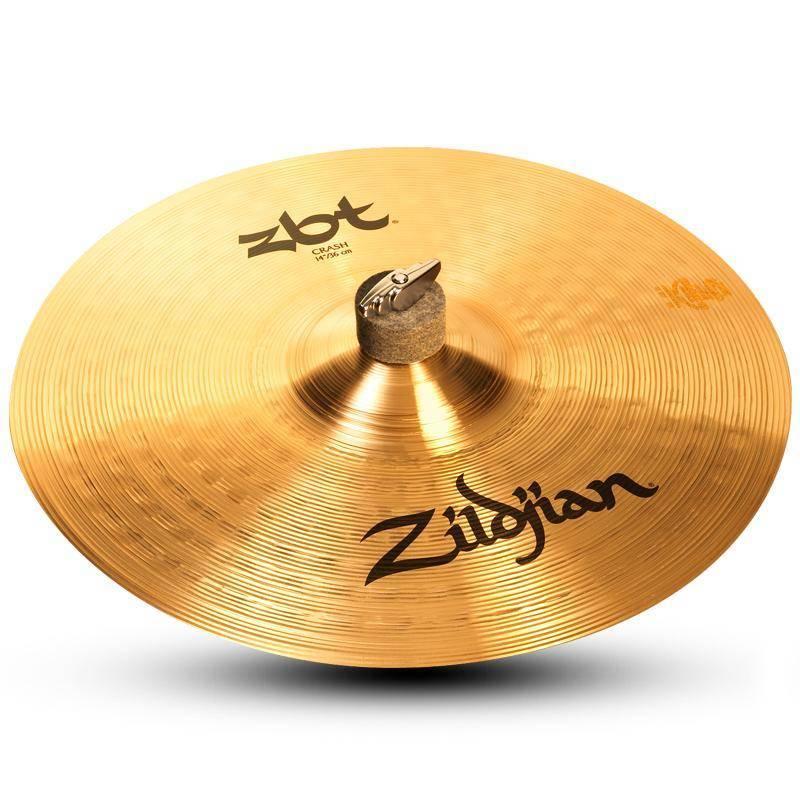Zildjian Zbt Crash Cymbal 14 Inch Long Mcquade Musical Instruments
