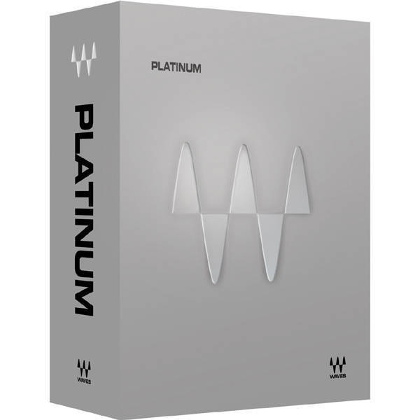 Waves Platinum Bundle Native - Long & McQuade Musical Instruments