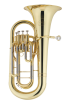 Jupiter - 4-Valve Bb Euphonium w/ Lacquer Finish and Case